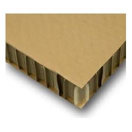 Carton nido de abeja.