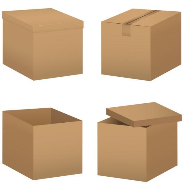 Comprar caja de carton interesting caja carton doble with - Donde venden cajas de carton ...