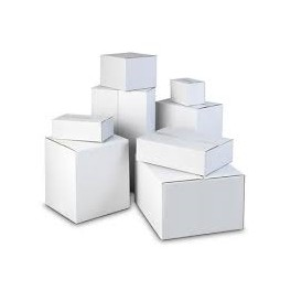 Caja carton simple 390 x 260 x 70